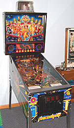 My Dr. Who Pinball